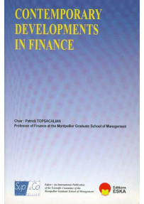 CONTEMPORARY DEVELOPMENTS IN FINANCE-BANQUE-BOURSE