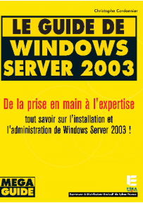 Guide de Windows Server 2003