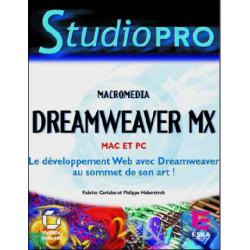 DREAMWEAVER MX