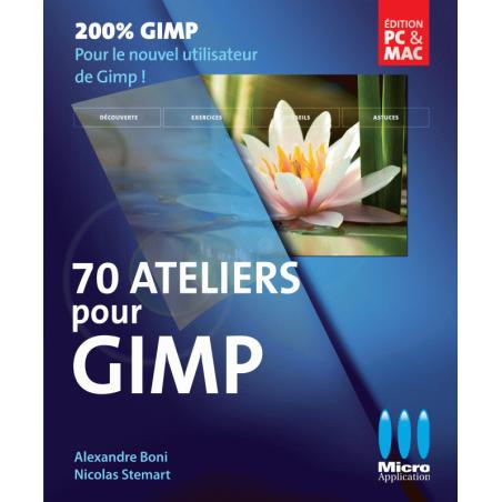 70 ateliers pour Gimp