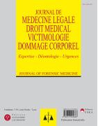 Journal de la Médecine Légale, Droit Médical