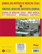 Journal des Instituts de Médecine légale