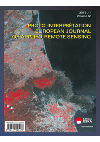 PI2015302 THE USE OF GEOSPATIAL TECHNOLOGIES FOR MONITORING HUMAN-CAUSED LAND