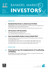 Bankers, Markets & Investors n° 152-153 – September/October 2018