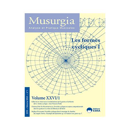 MU2019100 CONSULTER LE NUMERO 1 : Les formes cycliques I