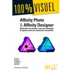 Affinity photo et Affinity designer 100% visuel