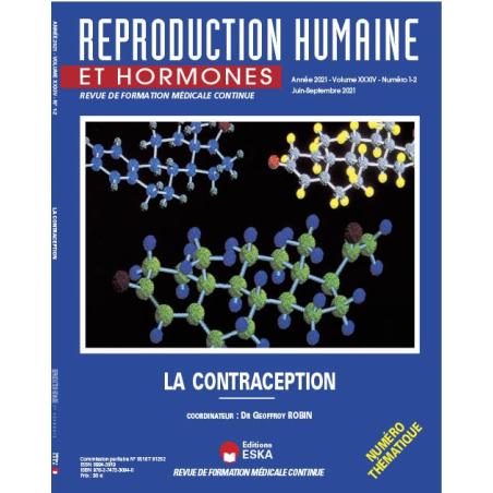 REPRODUCTION HUMAINE ET HORMONES