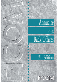French Back-Offices Directory - 21st edition (France)