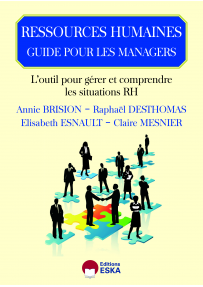 RESSOURCES HUMAINES - GUIDE POUR LES MANAGERS