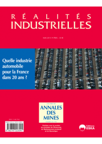 RI2014200 SEE THE NUMBER 2: What automobile industry for france in twenty years?