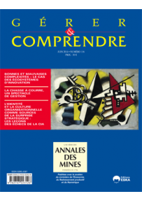 GC201411637 ART. IDENTITY AND ORGANIZATIONAL CULTURE AS SOURCES OF A STRATEGIC SURPRISE...