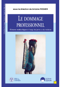 DOMMAGE PROFESSIONNEL