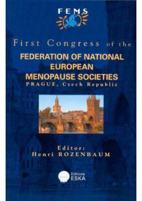FIRST CONGRESS OF THE FEDERATION OF NATIONAL EUROPEAN MENOPAUSE