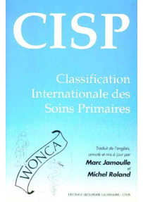 CLASSIFICATION INTERNATIONALE DES SOINS PRIMAIRES (CISP)