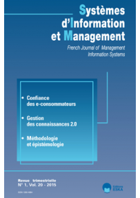 SI2015130 Art. Modeling the effects of the three dimensions of trust towards the e-vendor...