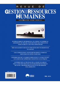 GR20159830 IS EMPLOYABILITY DETRIMENTAL TO UNIONS? AN EMPIRICAL ASSESSMENT OF THE RELATION BETWEEN SELF…