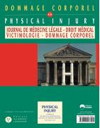 Dommage Corporel Une série du Journal de médecine légale