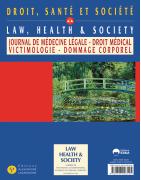 DROIT, SANTE ET SOCIETE - Une série du Journal de médecine légale