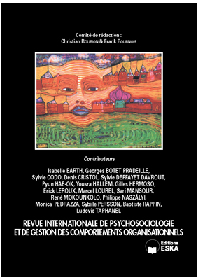 Revue Internationale de Psychosociologie